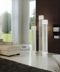 Calorifere decorative verticale - Cordivari Vertical Design showroom Atti Creative